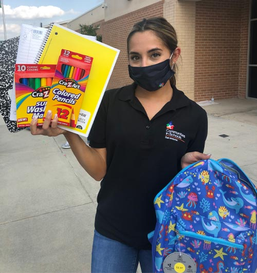 supplies for kids